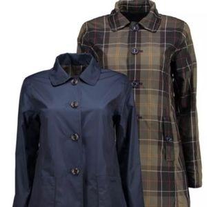 Barbour Reversible Derby Mac Jacket